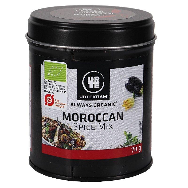 Luomu Morrocan Maustesekoitus - 23% alennus