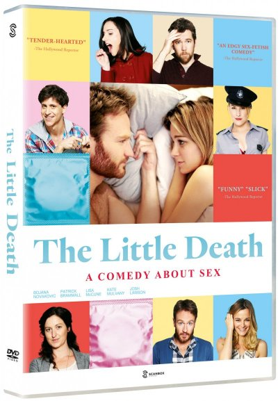 The Little Death 26.11.15 - Dvd