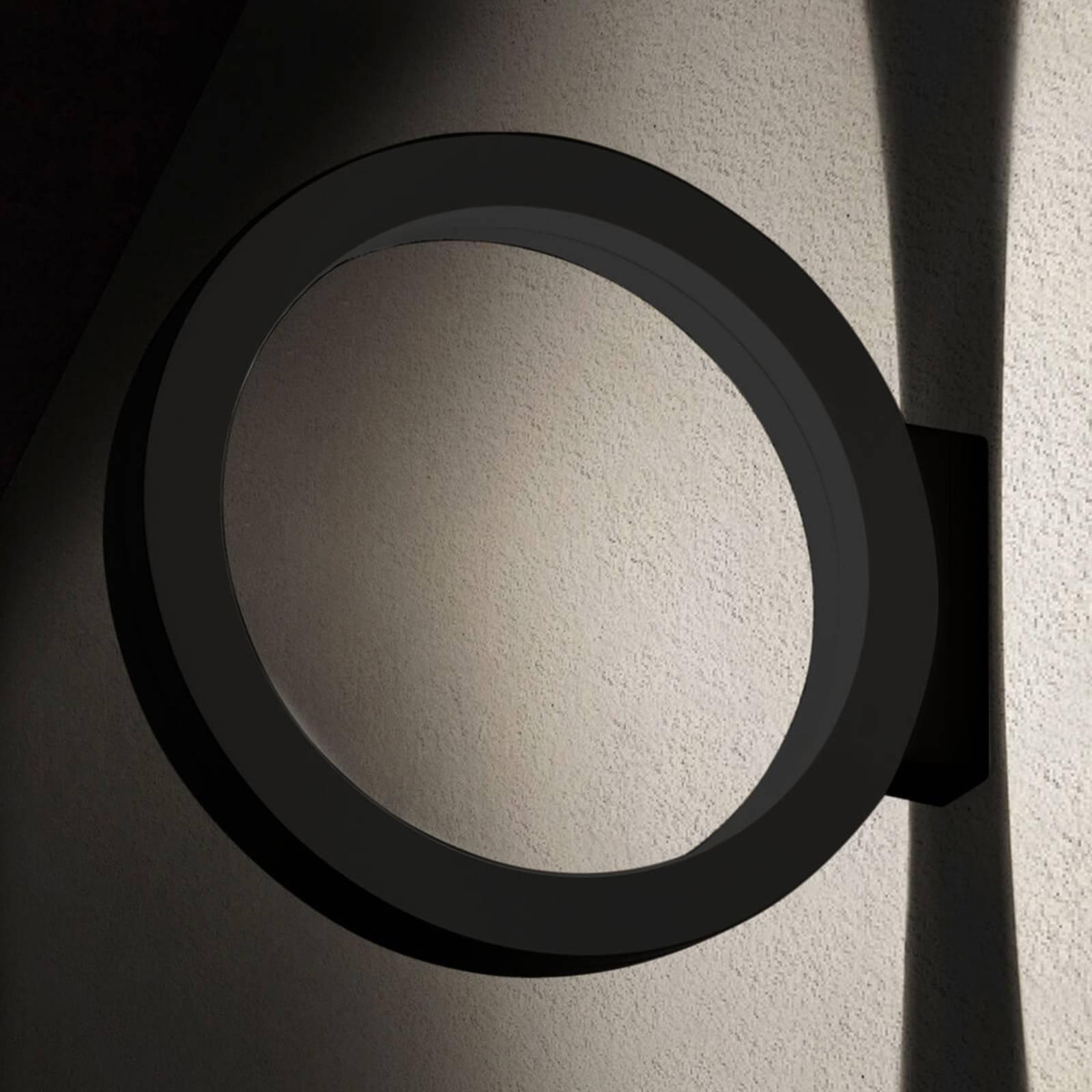 Cini&Nils Assolo utendørs LED-vegglampe antrasitt