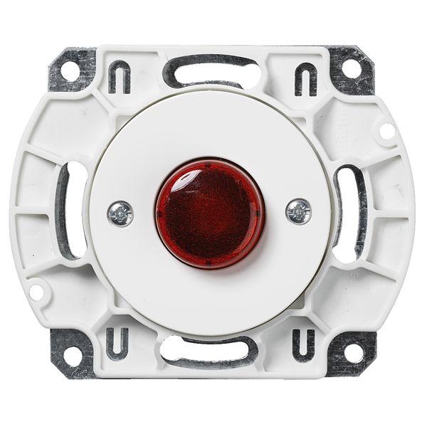 Schneider Electric WDE000911 Painike rinnakkainen, 1-napainen, valkoinen