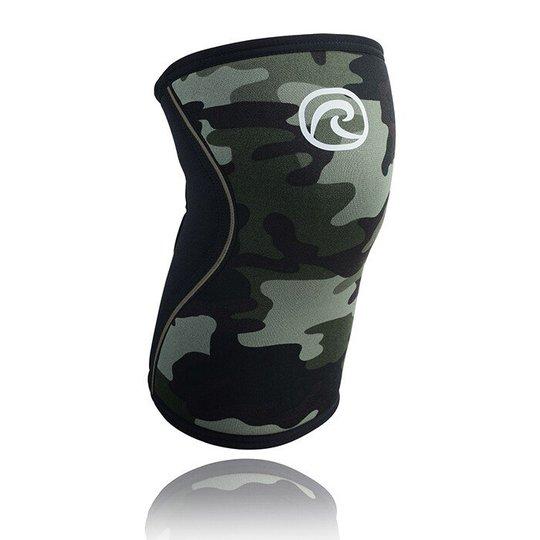 RX Knee Sleeve, 5mm, Camo/Black
