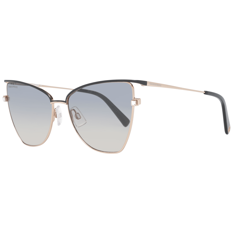 Dsquared² Women's Sunglasses Gold DQ0301 5733B
