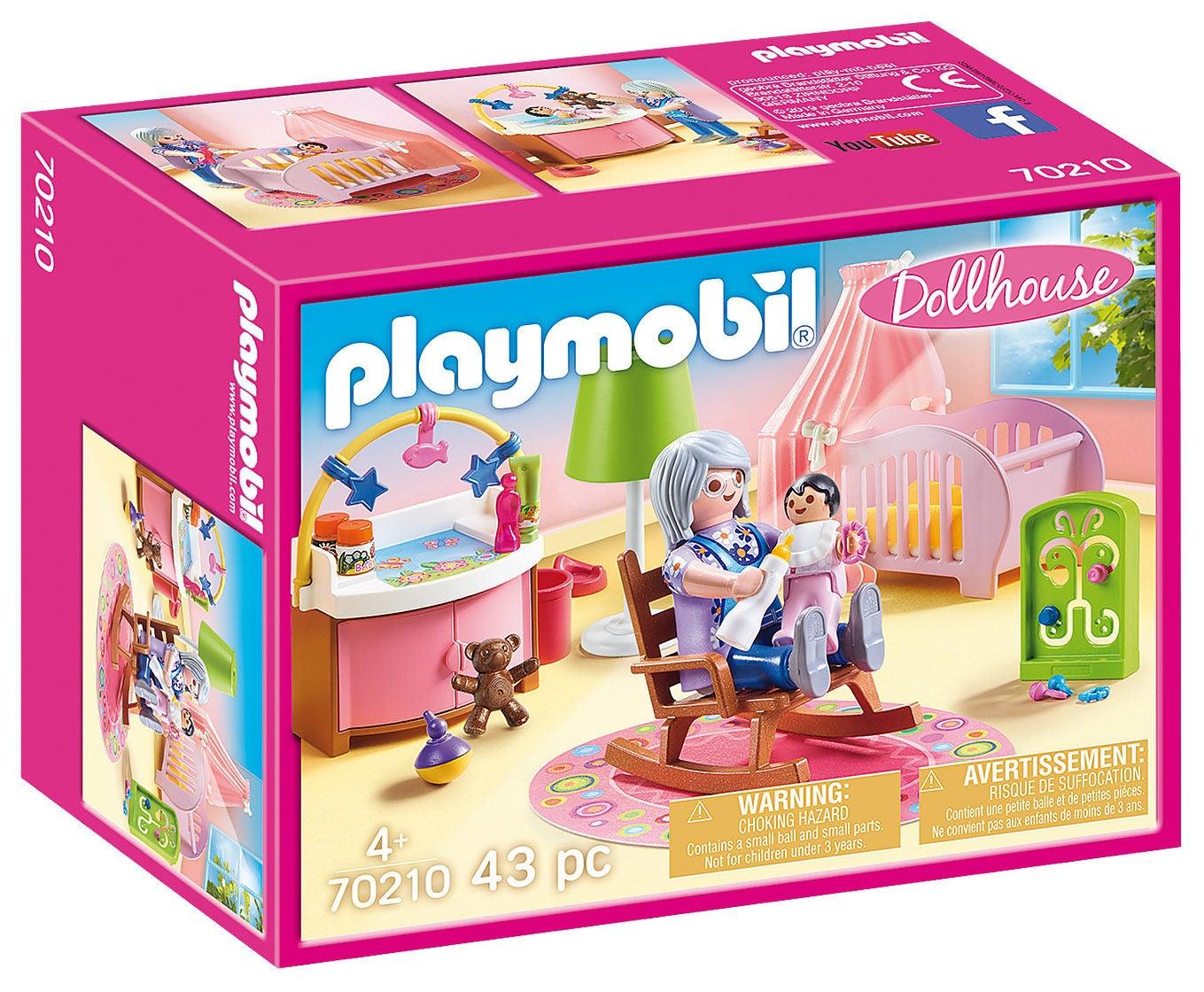 Playmobil 70210 Lastenhuone