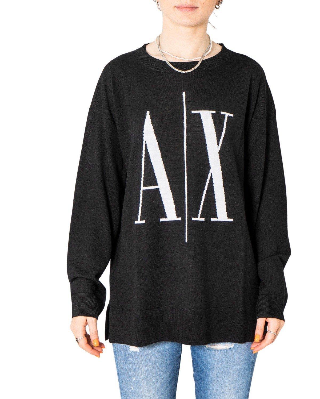Armani Exchange Men's Sweater Various Colours 308093 - black XS