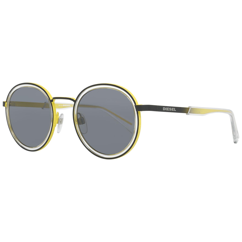 Diesel Unisex Sunglasses Black DL0321 4902C
