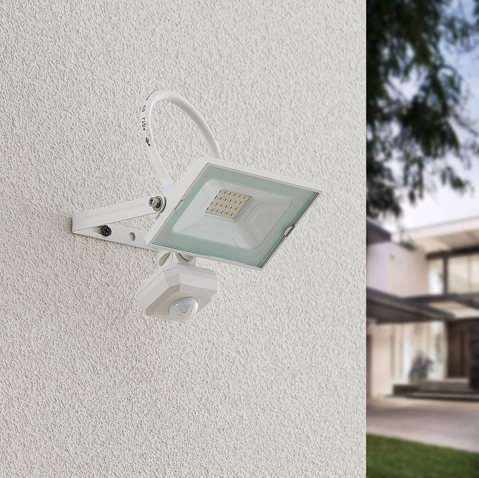 Lindby Aine - LED-kohdevalaisin valkoinen 13,3cm