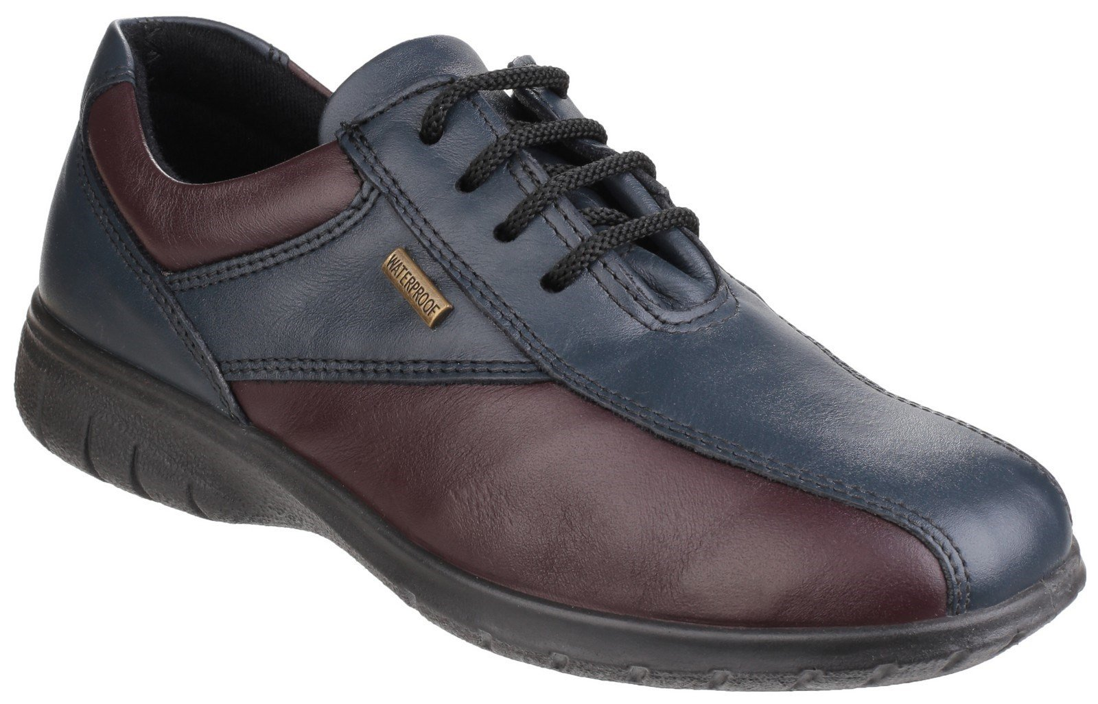Cotswold Men's Collection Salford Shoe Various Colours 18154 - Navy 3