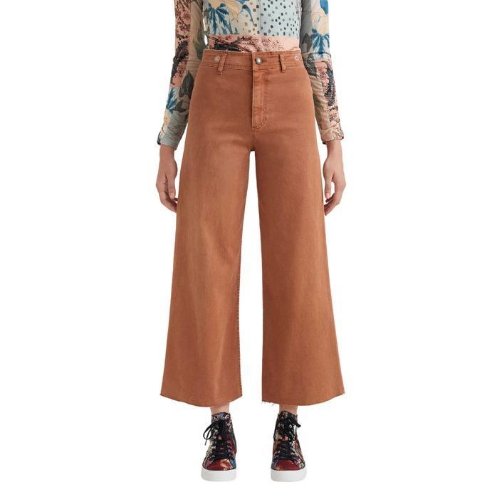 Desigual Women's Jeans Brown 319446 - brown 38