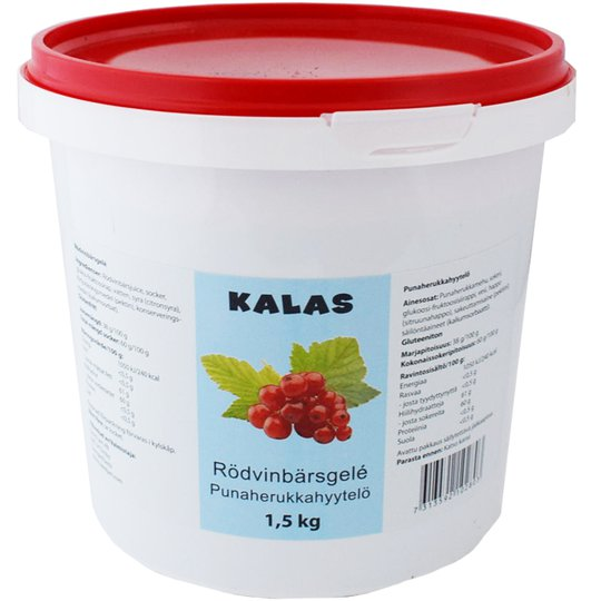 Rödvinbärsgelé - 41% rabatt