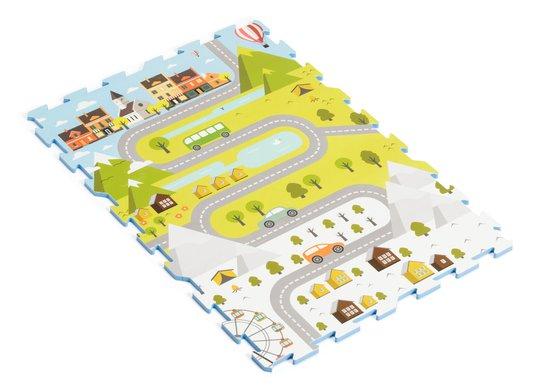 Alice & Fox Lekematte Kart 6 Biter
