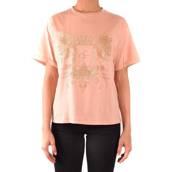 Elisabetta Franchi Women's T-Shirt Pink 167576 - pink 40