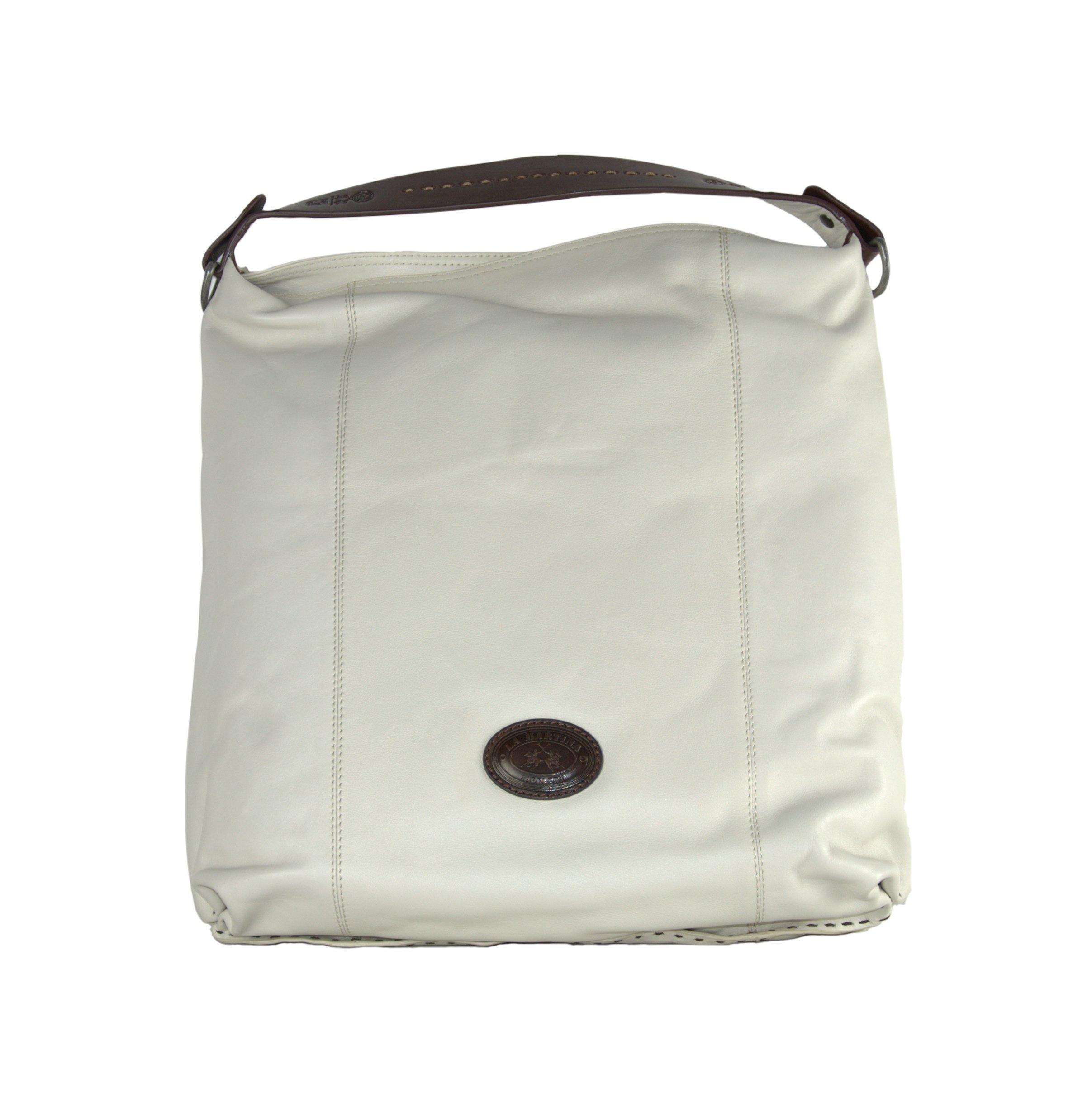 La Martina Women's Handbag White LA1421304