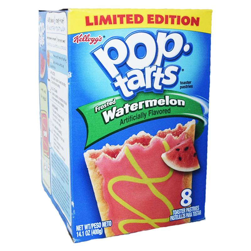 "Melonkakor ""Frosted Watermelon"" 400g - 75% rabatt"