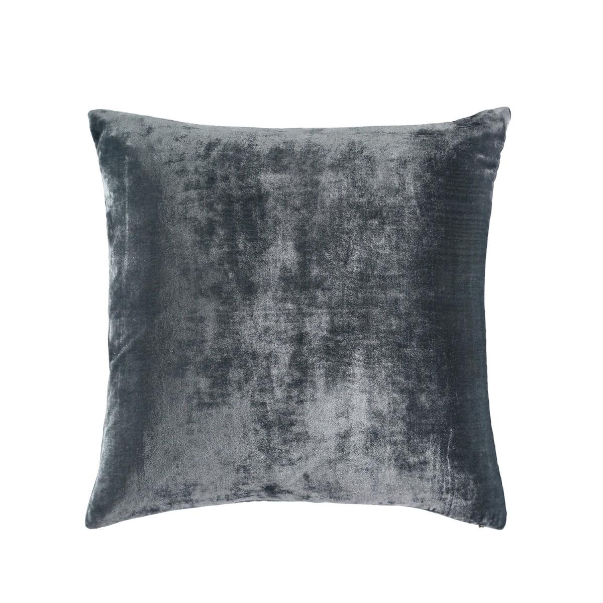 William Yeoward |Paddy Velvet Cushion Slate