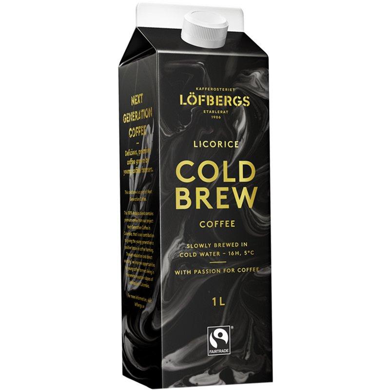 Kallbryggt Kaffe Lakrits - 92% rabatt