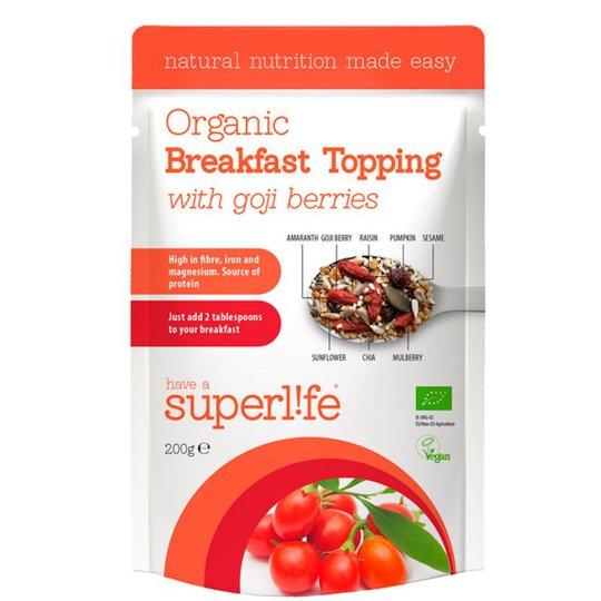 Frukost Topping Goji Berries - 61% rabatt
