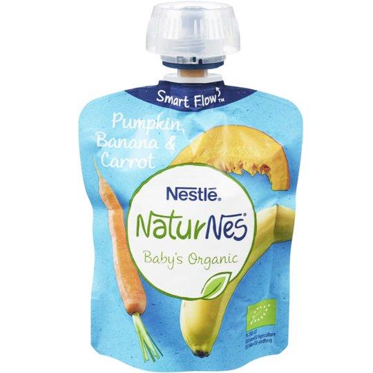 Luomu Sose Kurpitsa, Banaani & Porkkana - 16% alennus