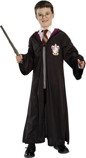 Harry Potter Kostyme Tryllestav + Briller