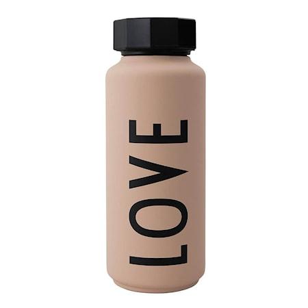 LOVE Thermo/Isolerad Flaska Special Edition Nude