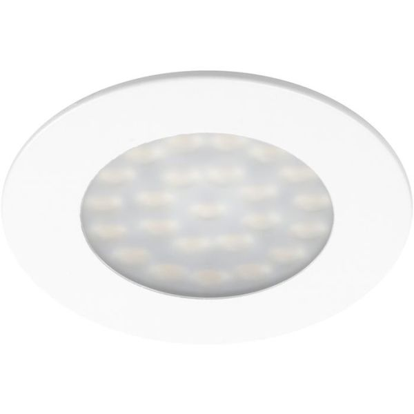 Hide-a-Lite Slim LED LED-armatur 12 V, 3000 K Hvit