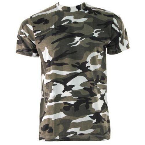 Game Camouflage T-Shirt - Urban 4XL
