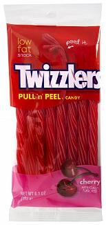 Twizzlers Cherry Pull N Peel 172gram
