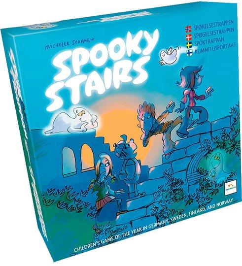 Spøkelsestrappen Familiespill