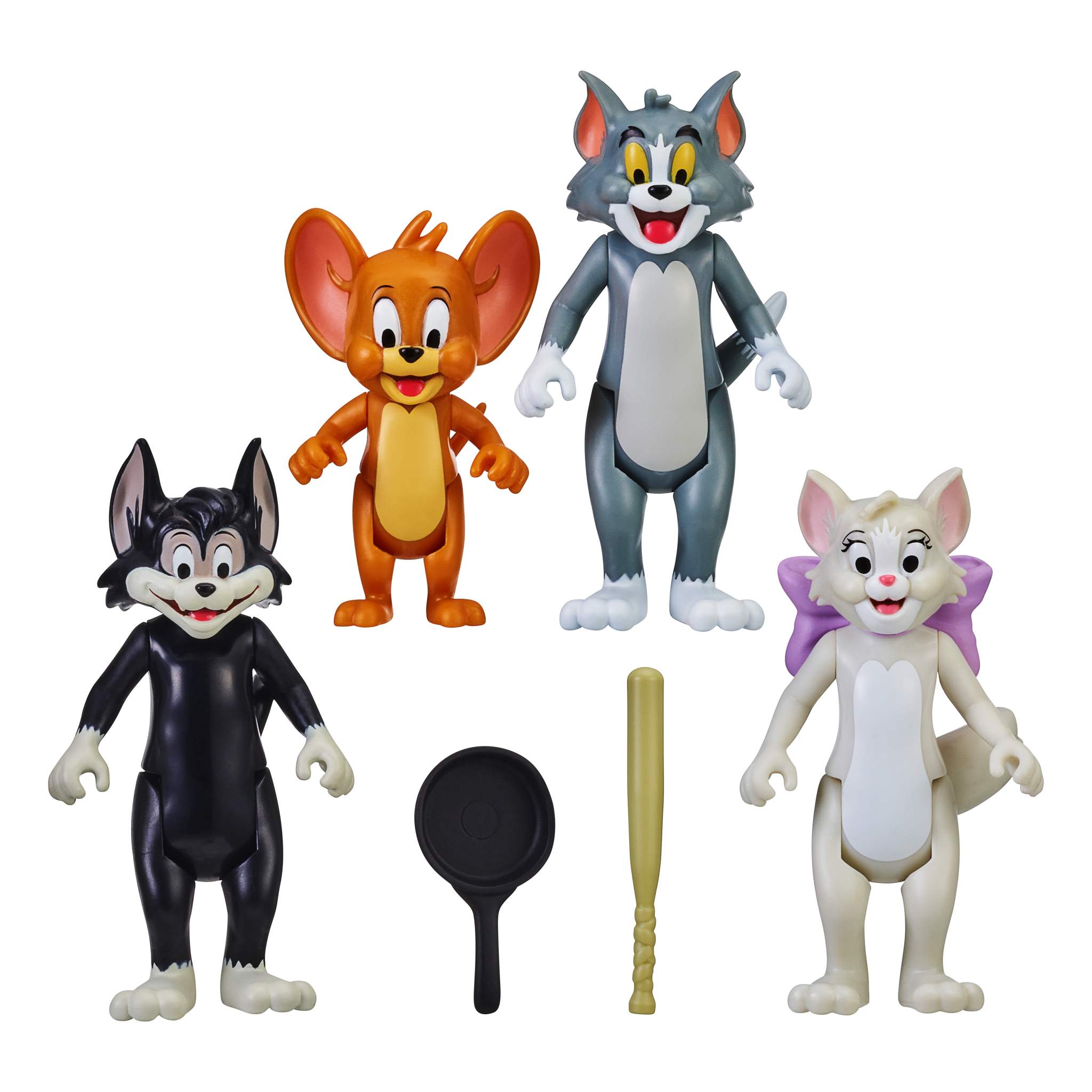 Tom & Jerry - Figures 4-Pack (20-00289)