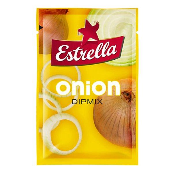 Estrella Dippmix Onion - 20 gram