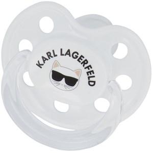 Karl Lagerfeld Kids Choupette Logo Napp Vit one size