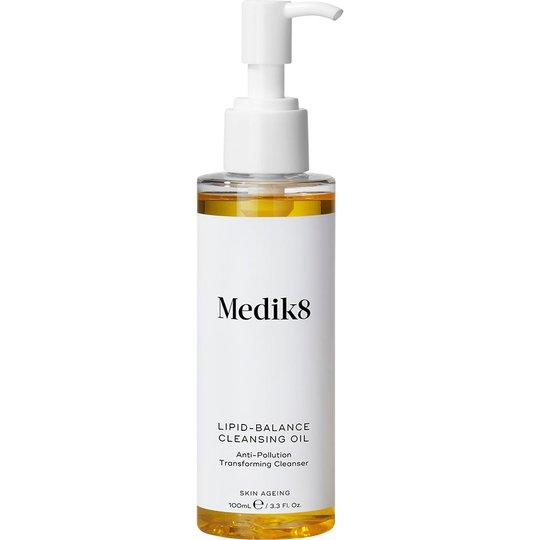 Lipid-Balance Cleansing Oil, 140 ml Medik8 Kasvojen puhdistus