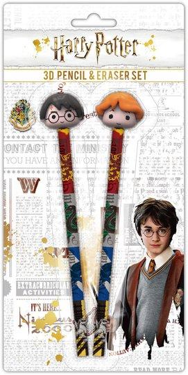 Harry Potter Blyanter med Viskelær