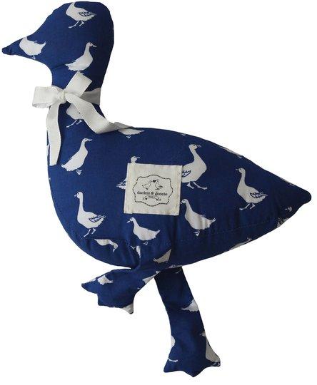 Dackis & Goosie Bird Kosedyr, Ocean Blue