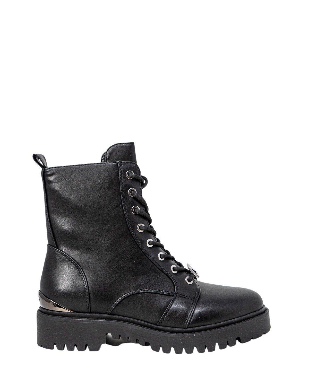 Guess Women's Boot Black 305171 - black-1 35