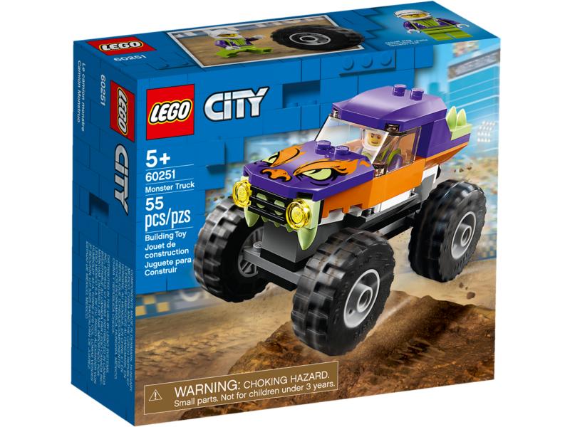 LEGO City - Monster Truck (60251)
