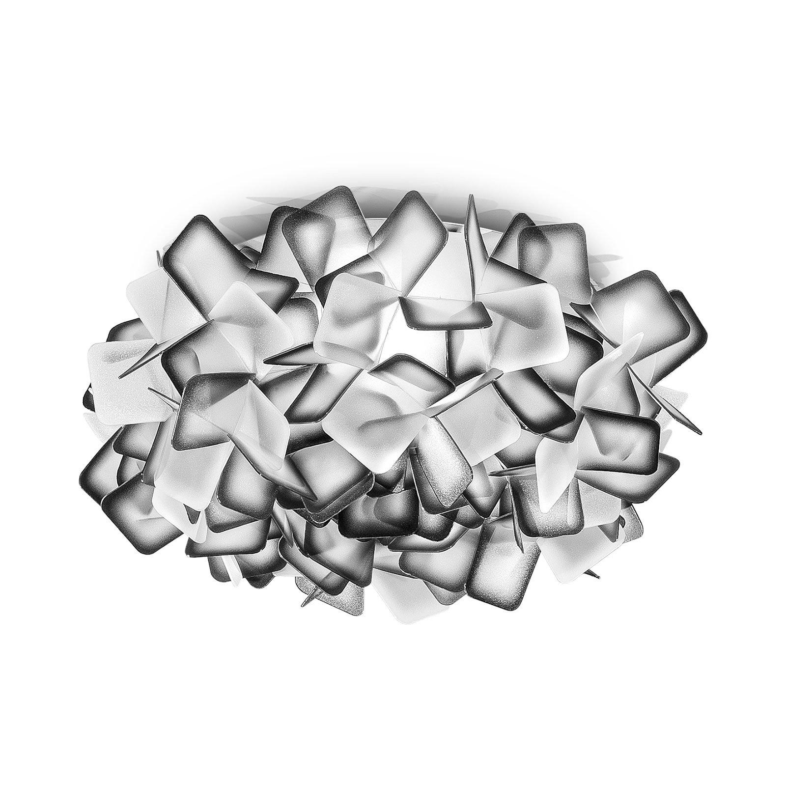 Slamp Clizia taklampe, Ø 32 cm, svart