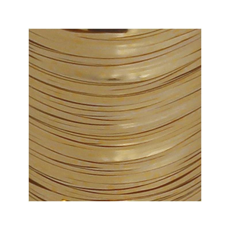 Flat Tinsel - Gold Textreme