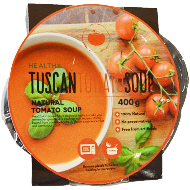Tomaattikeitto 400g - 50% alennus