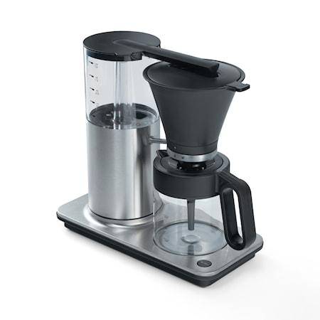 Classic Tall Kaffebryggare Silver 12 koppar