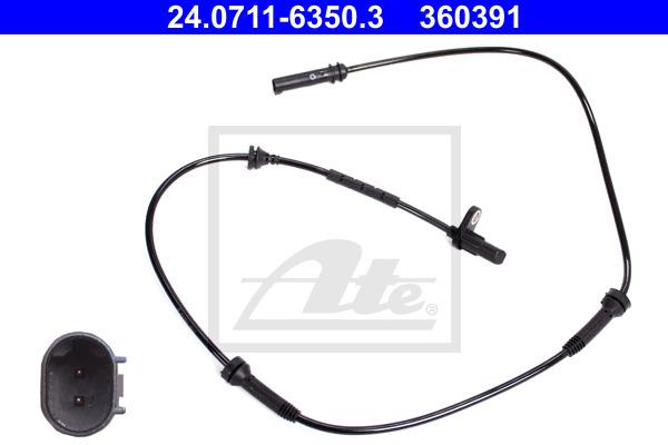 ABS-anturi ATE 24.0711-6350.3