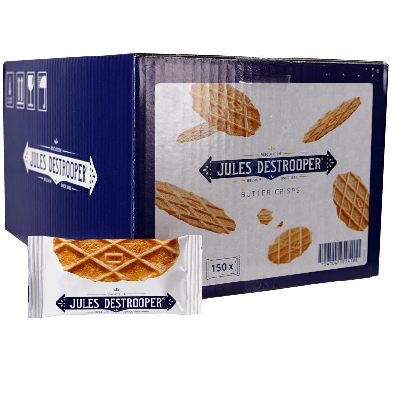 Jules Destrooper Butter Crisps - 47% rabatt