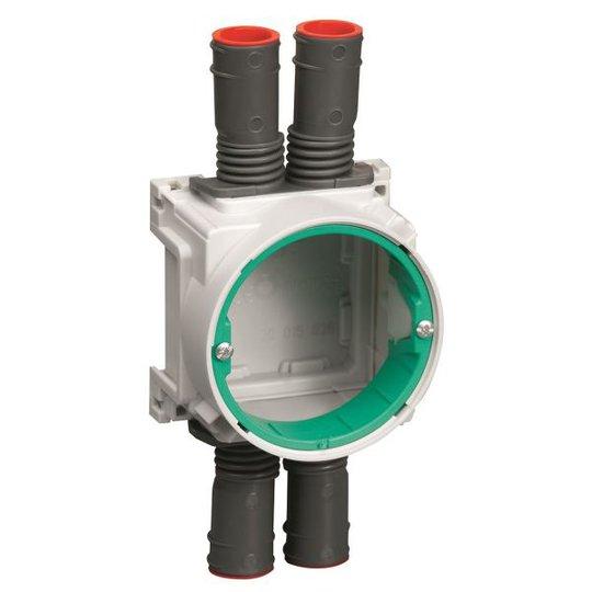 Schneider Electric IMT36192 Kytkentärasia 13–26 mm, valkoinen/vihreä