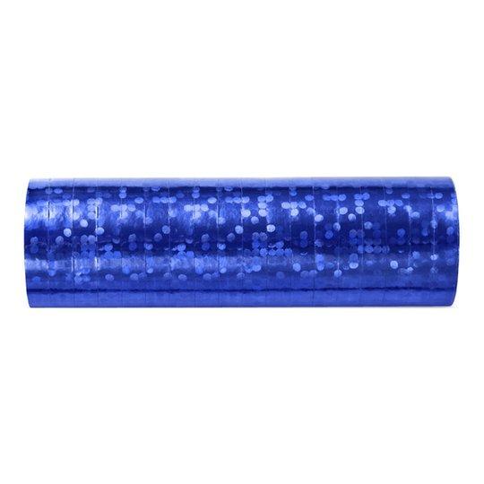 Serpentin Holografisk Blå