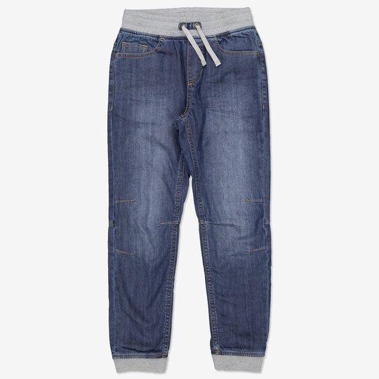 Bukse blå denim