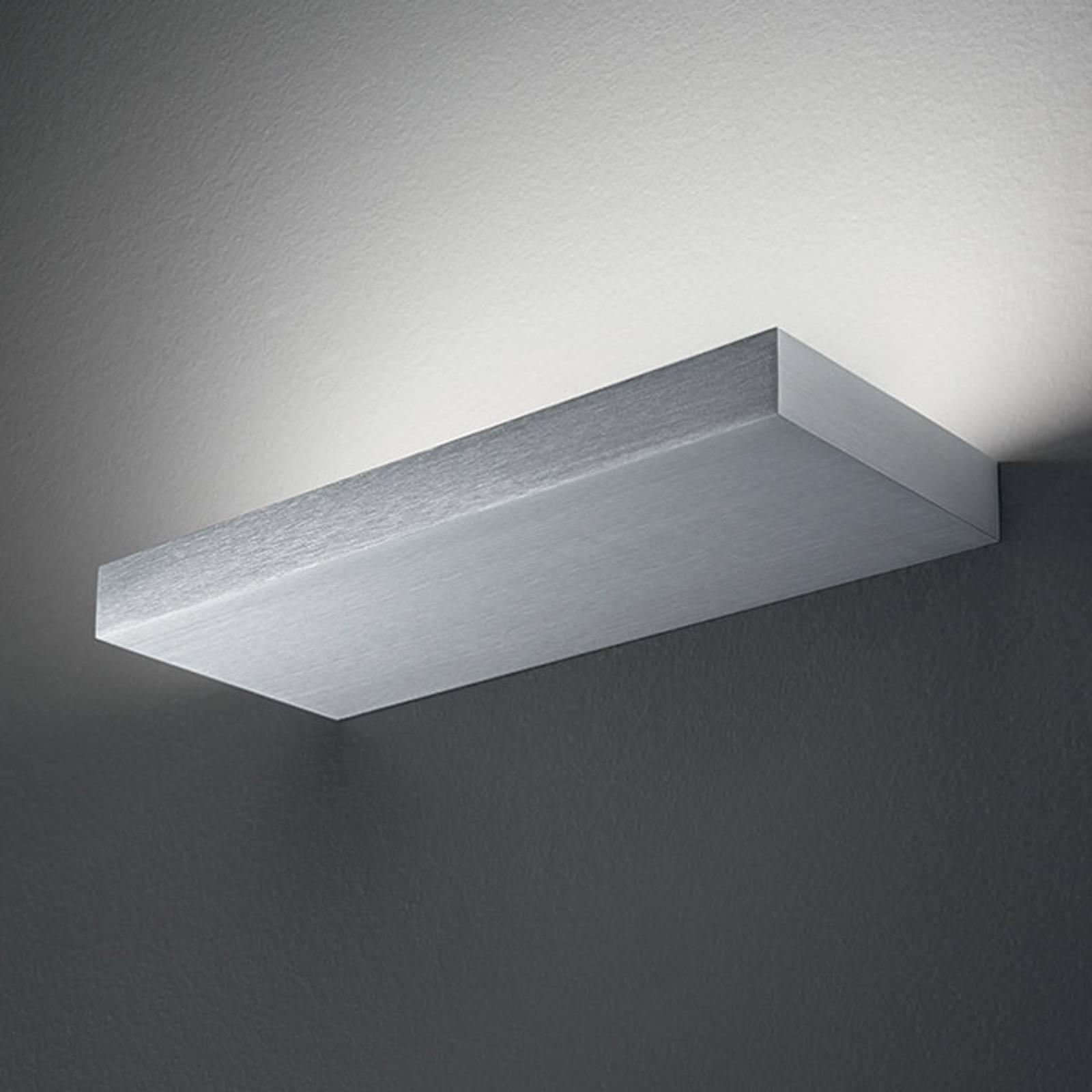 LED-seinävalaisin Regolo, pituus 32,3 cm, alumiini