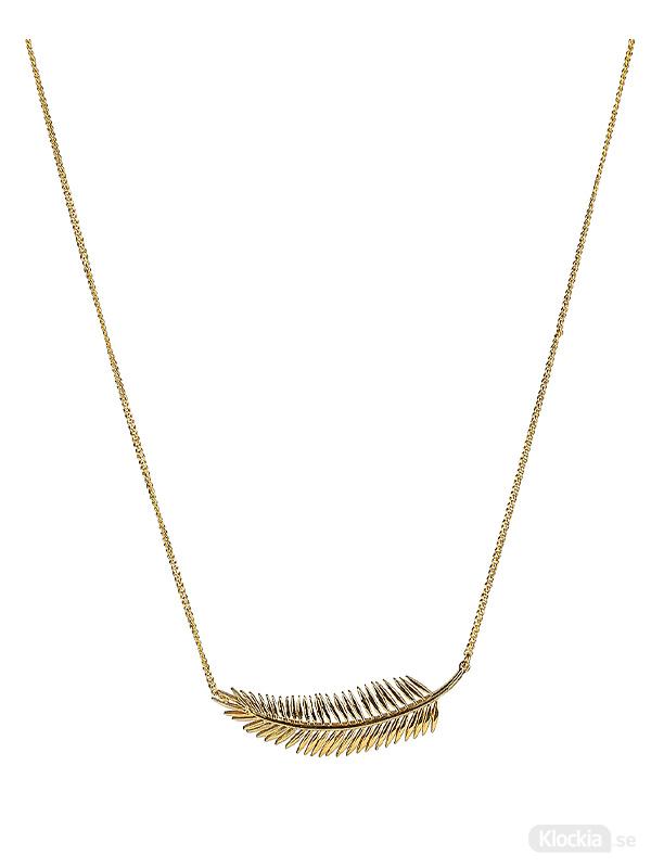 Syster P Halsband Palm Spring - Guld NG1300
