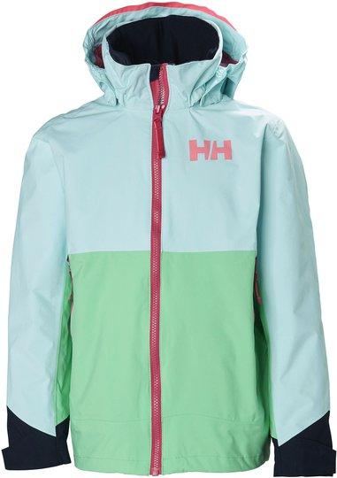 Helly Hansen Ascent Jakke, Blue Tint 164