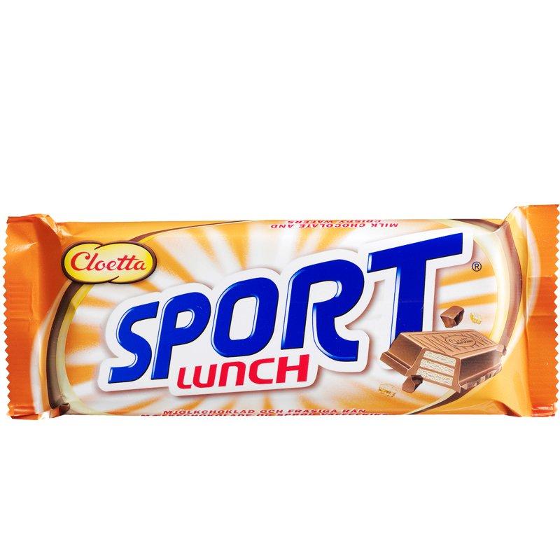 Sport Lunch Suklaapatukka - 20% alennus