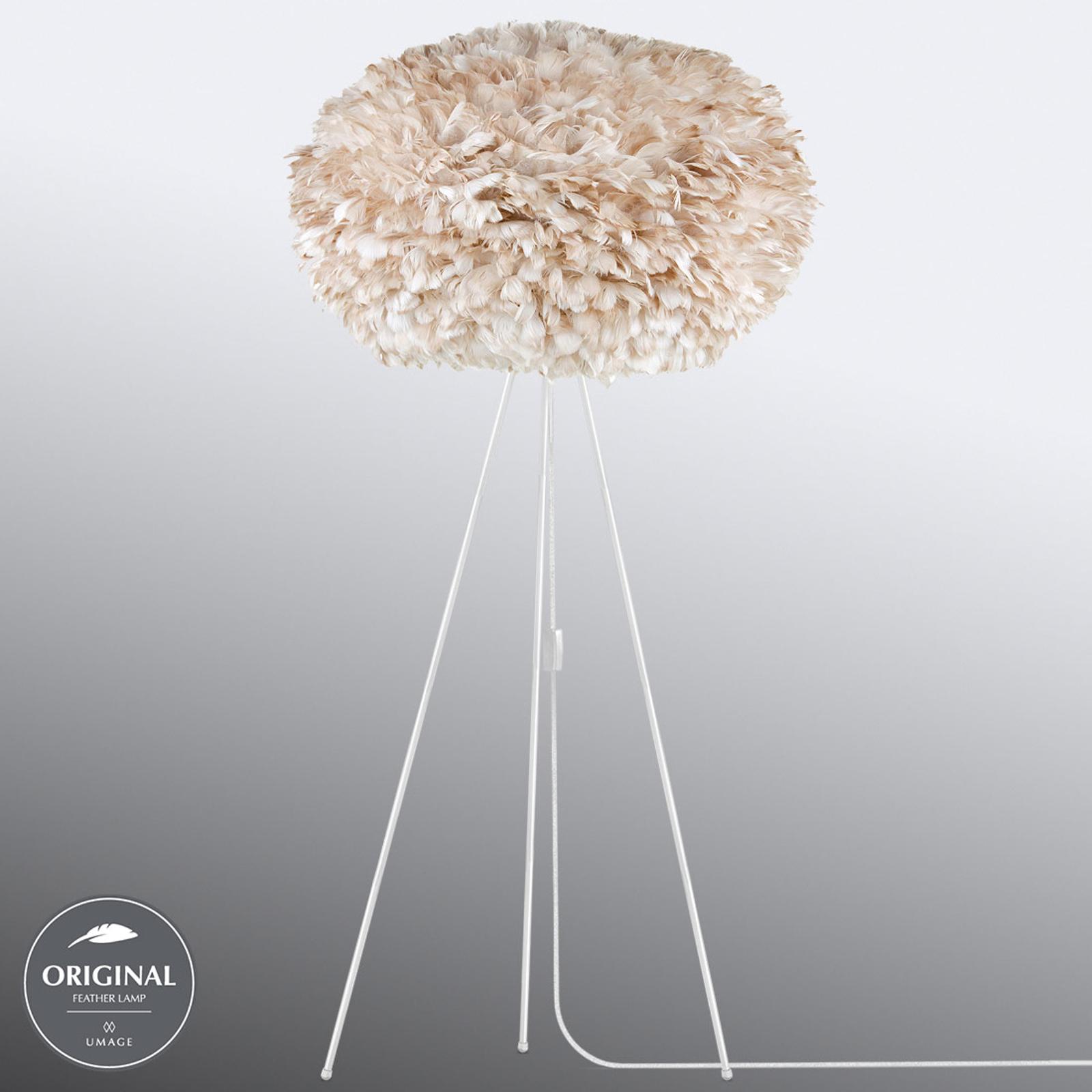 UMAGE Eos X-large -lattiavalo tripod vaaleanruskea
