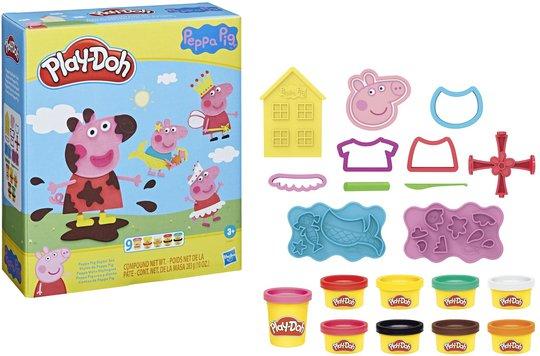 Play-Doh Lekeleire Peppa Gris Stylingsett